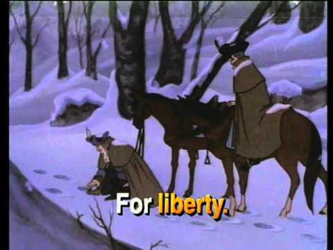 "George Washington ""For Liberty"" Music Video"