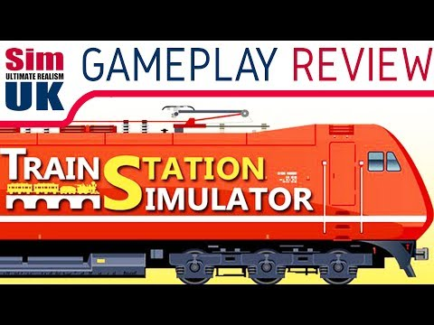 Train Station Simulator Gameplay Review