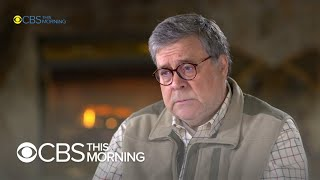 Barr says Justice Department and Mueller sparred over