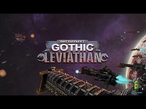 Battlefleet Gothic: Leviathan iOS Gameplay HD