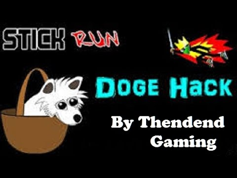 Stick Run Doge Hack - With Cheat Engine 6.5 - Thendend Gaming