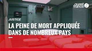 Abolie en France il y a 40 ans, la peine de mort est toujours pratiquée dans le monde
