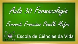 Farmacologia: Aula 30 - Considerações gerais da sinalização adrenérgica