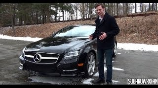 Review: 2013 Mercedes-Benz CLS550 4MATIC