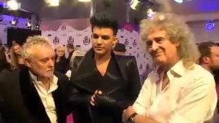 Скачать Adam Lambert Is Proud To Have Performed With Queen