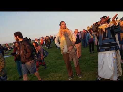 Stonehenge Summer Solstice 2018