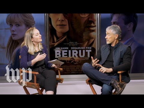 'Beirut' screenwriter Tony Gilroy addresses critics of his n