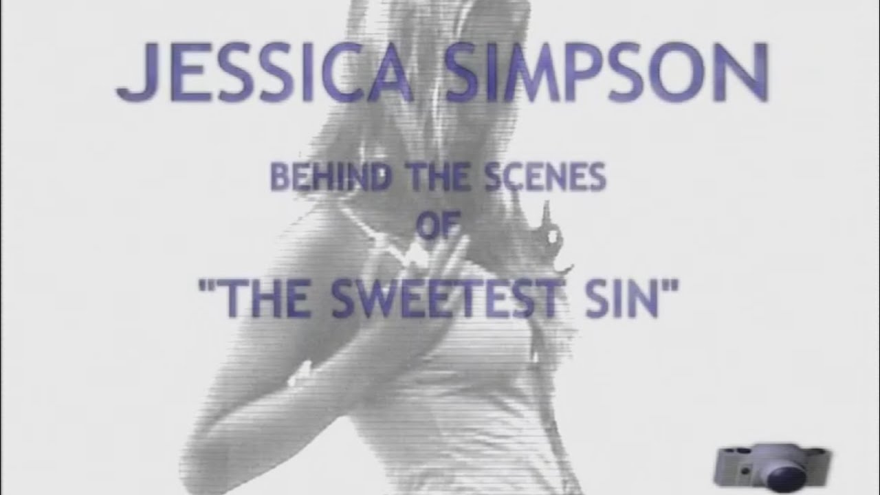 """Download The Making of """"Sweetest Sin"""" - Jessica Simpson"""
