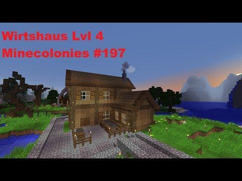 Schmelze Lvl 3  Minecolonies #198   Lets play Minecraft german/deutsch
