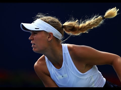 2017 Rogers Cup Quarterfinals | Karolina Pliskova vs Caroline Wozniacki | WTA Highlights