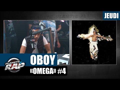 Youtube: Planète Rap – Oboy«Omega» #Jeudi
