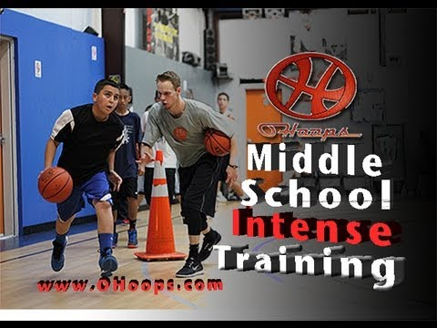 Youth Basketball Training- Advanced Middle School