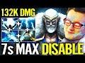 New World Records 133K DMG ZEUS - MIRACLE Solo MID Dota 2 gameplay