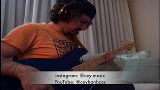 Ben Böyleyim   Athena   Bass Cover Video
