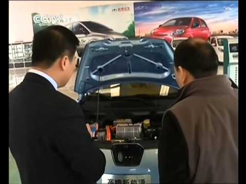 Cities, provinces in N. China to promote new-energy cars