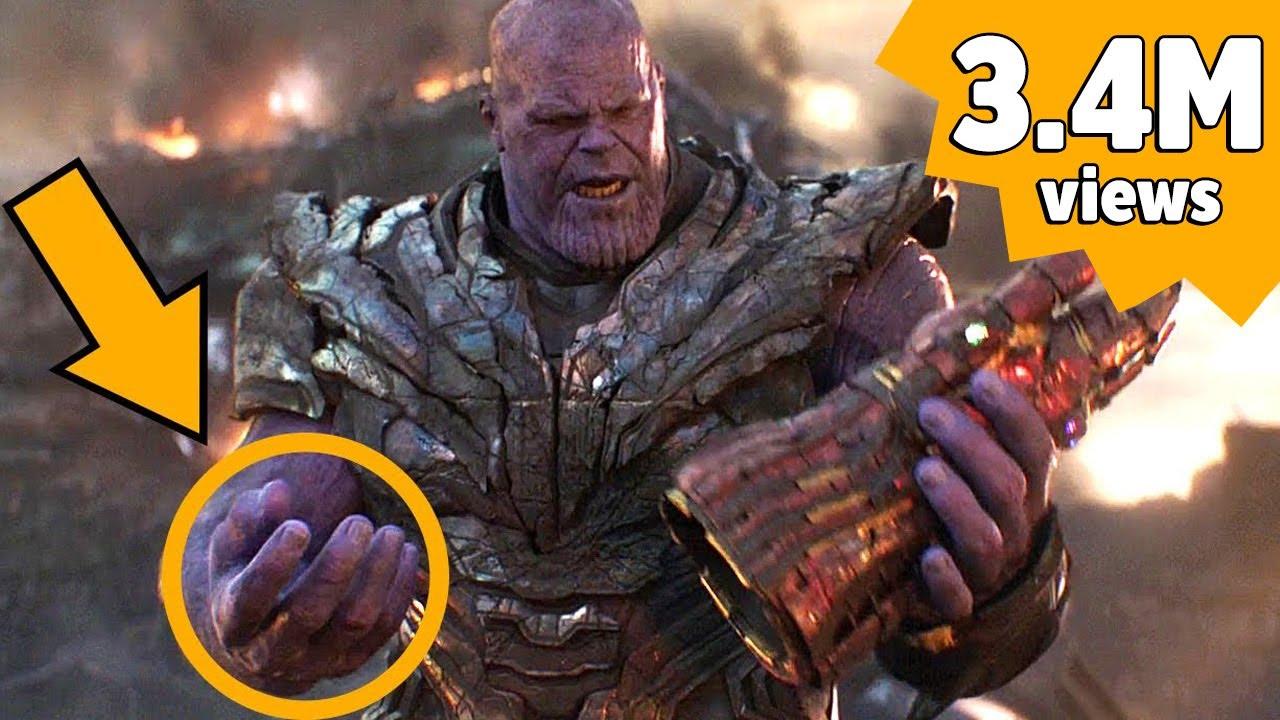 รวมฉากจับผิด ภาค2 หนัง AvengersEndgame