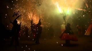 Diables de la Creu Alta - Ceptrotada Vilassar de Mar (VILAFOC