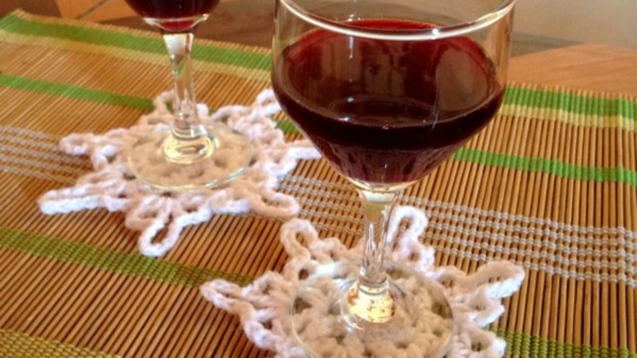 How To Crochet Easy Snowflakes Coasters   DIY Crafts Tutorial   Guidecentral