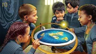 Плоскоземельщики vs Шароверы: ТОП 10 Факты и Причины Поверить в то, что Земля Плоская, а не Круглая!