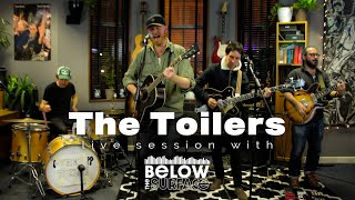 The Toilers at Below the Surface Session
