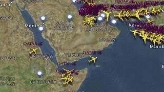 видео Qatar Airways