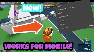 Prison Life *EXPLOIT* For Android! Roblox [WORKING] *Mobile* Download in Description! [ NO ROOT! ]