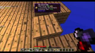 Tinkers Smeltery Part 1! (Sky Factory 2.2.1 Episode 11)