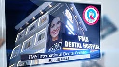 """""""FMS Dental"""" the biggest Multi-speciality Dental Practice in Hyderabad & Secunderabad."""