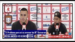 #Américadecali [PREVIA] AMERICA DE CALI VS B.CHICO - FECHA 3 - #LIGABETPLAY2020