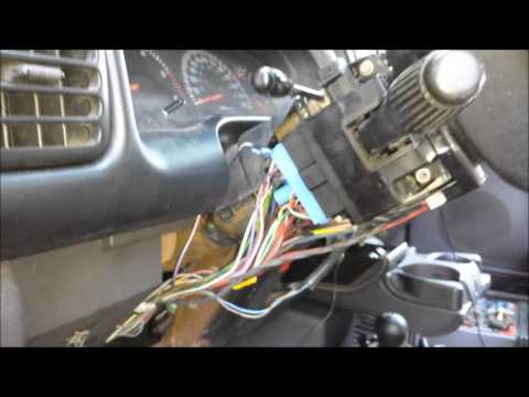 hqdefault 2001 dodge ram 1500 low beam headlight repair (part 1) youtube Ford Steering Column Diagram at honlapkeszites.co