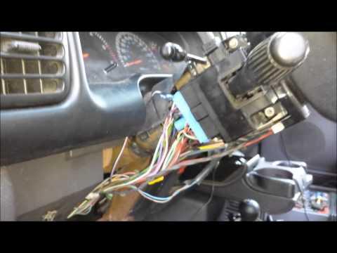 2001 Dodge Ram 1500  Low Beam Headlight Repair (Part 1