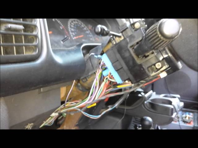 dodge truck column wiring 2001 dodge ram 1500 low beam headlight repair  part 1  youtube  2001 dodge ram 1500 low beam