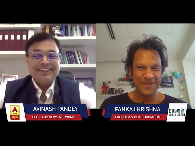 Chrome Talkies Season 2: Episode 6 - Avinash Pandey | CEO - ABP News Network
