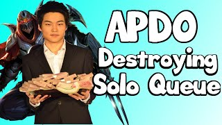 Apdo (Dopa) Destroying SoloQueue || Highlights ● Plays ● Outplays ● Stream