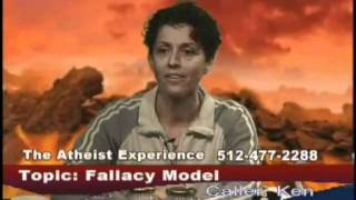 Another Proof Of God Mind Without A Brain - The Atheist Experience #602