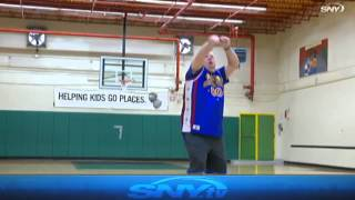 GEICO SportsNite: Chris Carlin and the Globetrotters