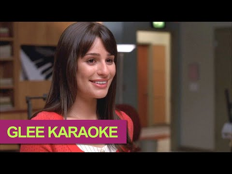 The Only Exception - Glee Karaoke Version