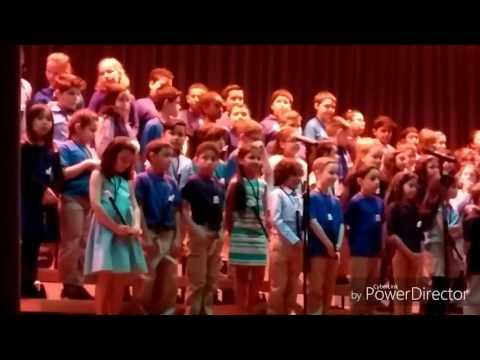 Bergen Arts & Science Charter School Elementary 2016 Spring Concert