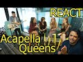 Little Mix Acapella Queens – REAGINDO Juliuns Santos Cantor REACTS REAÇÃO