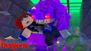 SCUBA STEVE GETS EATEN BY DRAGONS?! - Minecraft Dragons w/TinyTurtle