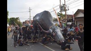 Download Video Karnaval Umum Seru Jajag Desa HUT RI 73 Kreatif,PAWAI 17 AGUSTUS 2018 MP3 3GP MP4
