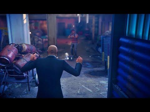 Hitman 2 Psycho Stealth Kills (Mumbai Chasing A Ghost)