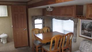 2005 Pilgrim 282 RBSS Trailer Coach, VIN# 5L4TP282052008589