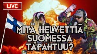 LEVELI NEWS #1: ELOKAPINA MEDIASTUNTTI vs VAALIVILPPl! + Erityisvieraat