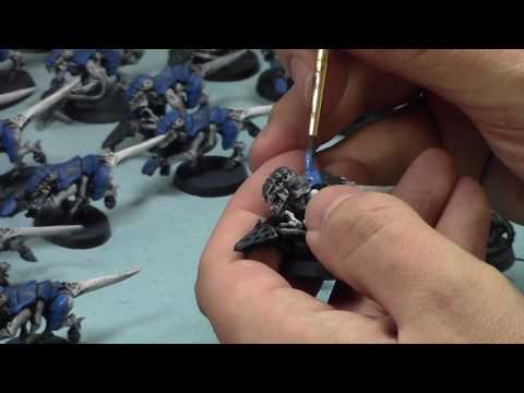 Painting with Jay: Episode 96 - A Tidal wave of Tyranids!