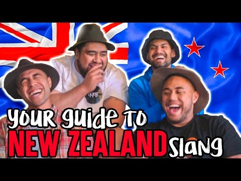 YOUR GUIDE TO NZ SLANG   CB