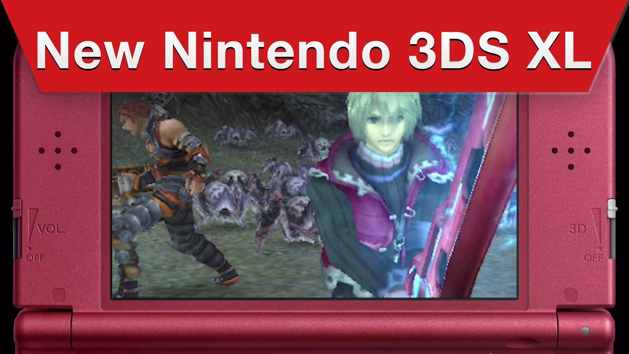 Xenoblade Chronicles 3D is worth buying a New Nintendo 3DS
