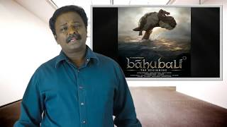 BAAHUBALI Movie Review-  Bahubali  - Prabhas, Rajamouli - Tamil Talkies