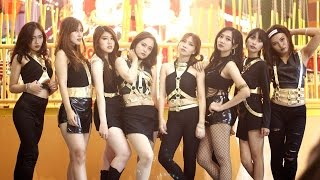 Cherry Blossom - SNSD Dance Cover (Run Devil Run & You think remix) at MOI #KkumFest