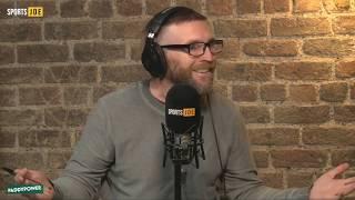 Kevin Cassidy interview, Brian Carroll interview, Joe Brolly v stadium announcer - The GAA Hour